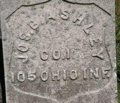 ASHLEY, JOS. B. - Lorain County, Ohio   JOS. B. ASHLEY - Ohio Gravestone Photos