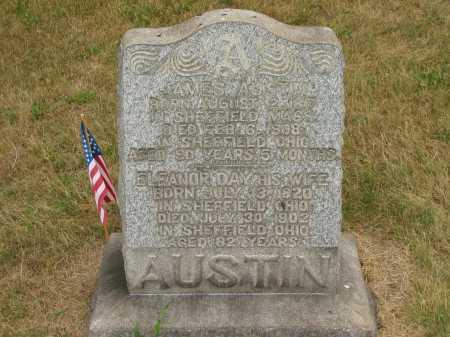 AUSTIN, ELEANOR - Lorain County, Ohio | ELEANOR AUSTIN - Ohio Gravestone Photos