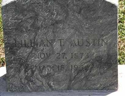 AUSTIN, LILLIAN T. - Lorain County, Ohio   LILLIAN T. AUSTIN - Ohio Gravestone Photos