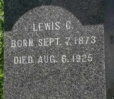 BACON, LEWIS C. - Lorain County, Ohio | LEWIS C. BACON - Ohio Gravestone Photos