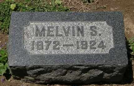 BACON, MELVIN S. - Lorain County, Ohio | MELVIN S. BACON - Ohio Gravestone Photos