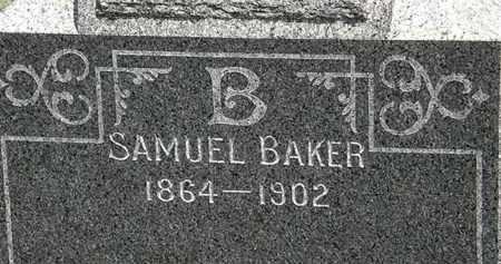 BAKER, SAMUEL - Lorain County, Ohio | SAMUEL BAKER - Ohio Gravestone Photos