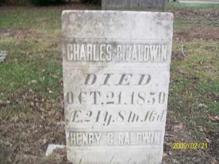 BALDWIN, HENRY C - Lorain County, Ohio   HENRY C BALDWIN - Ohio Gravestone Photos
