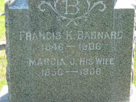 BARNHARD, MARCIA J. - Lorain County, Ohio | MARCIA J. BARNHARD - Ohio Gravestone Photos