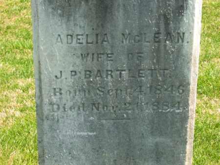 BARTLETT, J. P. - Lorain County, Ohio | J. P. BARTLETT - Ohio Gravestone Photos
