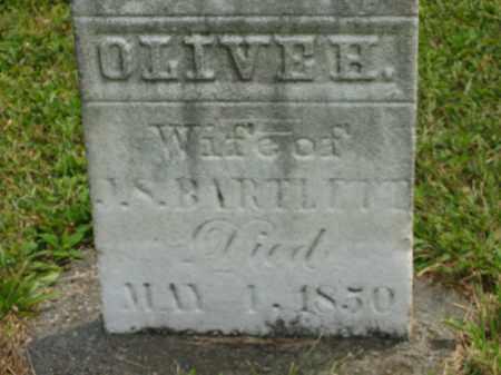 BARTLETT, OLIVE H. - Lorain County, Ohio | OLIVE H. BARTLETT - Ohio Gravestone Photos
