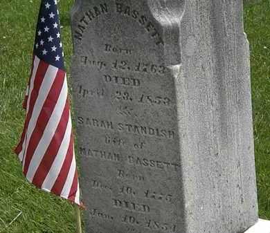 BASSETT, SARAH - Lorain County, Ohio | SARAH BASSETT - Ohio Gravestone Photos