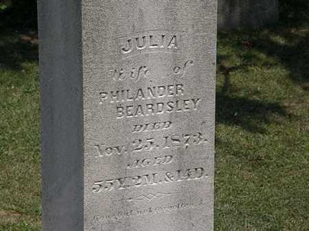 BEARDSLEY, PHILANDER - Lorain County, Ohio | PHILANDER BEARDSLEY - Ohio Gravestone Photos