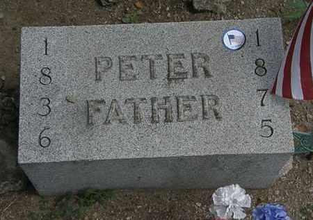 BECKETT, PETER - Lorain County, Ohio | PETER BECKETT - Ohio Gravestone Photos