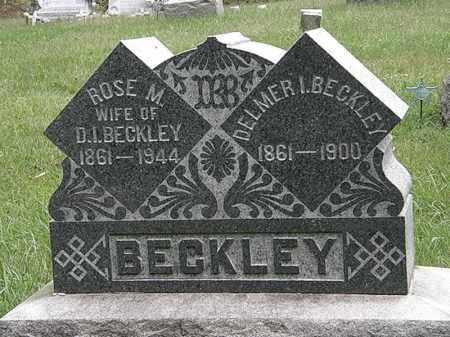 BECKLEY, ROSE M. - Lorain County, Ohio | ROSE M. BECKLEY - Ohio Gravestone Photos