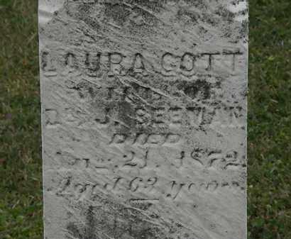 GOTT BEEMAN, LAURA - Lorain County, Ohio | LAURA GOTT BEEMAN - Ohio Gravestone Photos