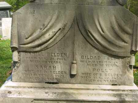 BELDEN, BILDAD - Lorain County, Ohio | BILDAD BELDEN - Ohio Gravestone Photos