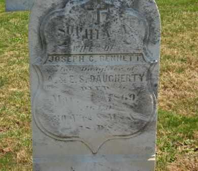 BENNETT, JOSEPH C. - Lorain County, Ohio | JOSEPH C. BENNETT - Ohio Gravestone Photos