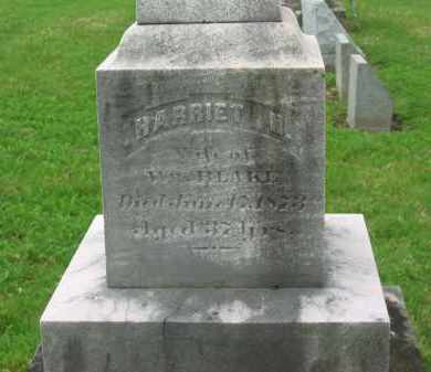 BLAKE, WM. - Lorain County, Ohio   WM. BLAKE - Ohio Gravestone Photos