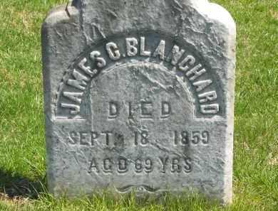 BLANCHARD, JAMES C. - Lorain County, Ohio   JAMES C. BLANCHARD - Ohio Gravestone Photos