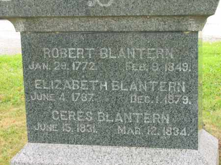 BLANTERN, CERES - Lorain County, Ohio | CERES BLANTERN - Ohio Gravestone Photos