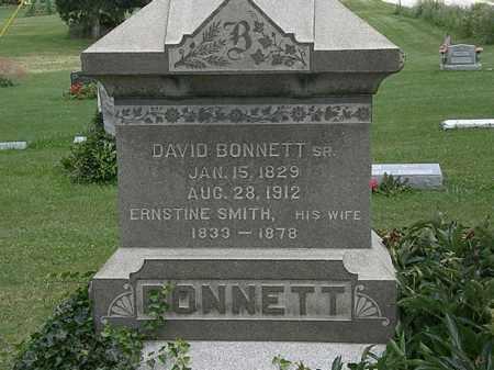 BONNETT, DAVID SR. - Lorain County, Ohio | DAVID SR. BONNETT - Ohio Gravestone Photos