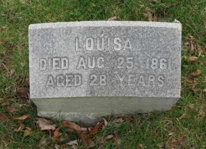 BOYNTON, LOUISA - Lorain County, Ohio | LOUISA BOYNTON - Ohio Gravestone Photos