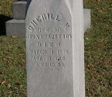 BRADSTOCK, JOHN - Lorain County, Ohio   JOHN BRADSTOCK - Ohio Gravestone Photos