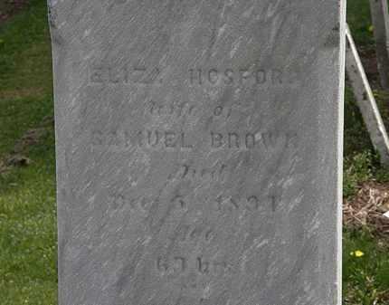 BROWN, SAMUEL - Lorain County, Ohio | SAMUEL BROWN - Ohio Gravestone Photos