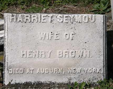 BROWN, HENRY - Lorain County, Ohio | HENRY BROWN - Ohio Gravestone Photos