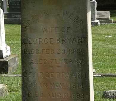 BRYANT, ADELINE L. - Lorain County, Ohio | ADELINE L. BRYANT - Ohio Gravestone Photos