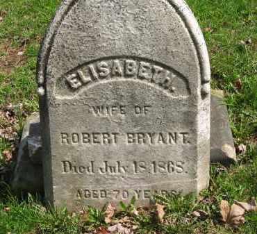 BRYANT, ROBERT - Lorain County, Ohio | ROBERT BRYANT - Ohio Gravestone Photos