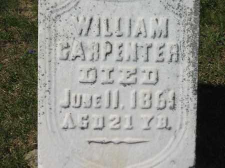 CARPENTER, WILLIAM - Lorain County, Ohio | WILLIAM CARPENTER - Ohio Gravestone Photos