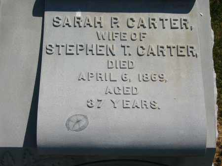 CARTER, STEPHEN T. - Lorain County, Ohio | STEPHEN T. CARTER - Ohio Gravestone Photos