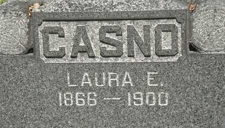 CASNO, LAURA E. - Lorain County, Ohio | LAURA E. CASNO - Ohio Gravestone Photos