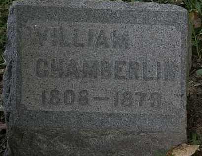 CHAMBERLIN, WILLIAM - Lorain County, Ohio | WILLIAM CHAMBERLIN - Ohio Gravestone Photos