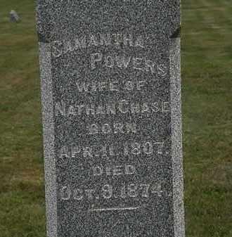CHASE, NATHAN - Lorain County, Ohio | NATHAN CHASE - Ohio Gravestone Photos