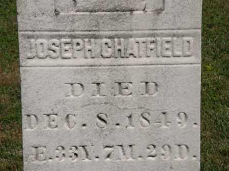 CHATFIELD, JOSEPH - Lorain County, Ohio   JOSEPH CHATFIELD - Ohio Gravestone Photos