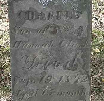 CLARK, CHARLES - Lorain County, Ohio   CHARLES CLARK - Ohio Gravestone Photos