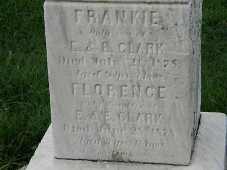 CLARK, E. - Lorain County, Ohio | E. CLARK - Ohio Gravestone Photos