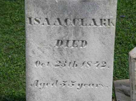 CLARK, ISAAC - Lorain County, Ohio | ISAAC CLARK - Ohio Gravestone Photos