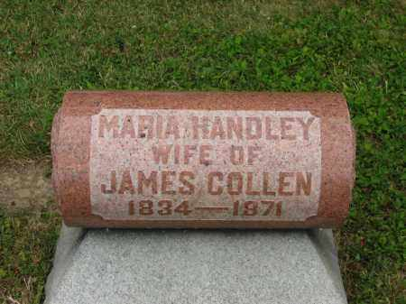 COLLEN, JAMES - Lorain County, Ohio | JAMES COLLEN - Ohio Gravestone Photos