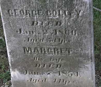 COLLEY, GEORGE - Lorain County, Ohio | GEORGE COLLEY - Ohio Gravestone Photos