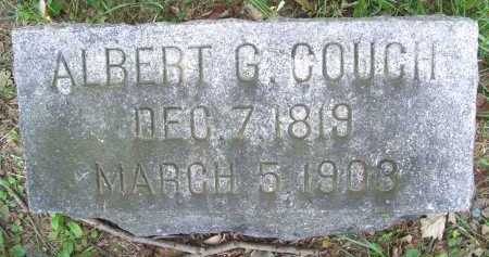 COUCH, ALBERT - Lorain County, Ohio | ALBERT COUCH - Ohio Gravestone Photos