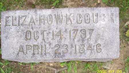 COUCH, ELIZA - Lorain County, Ohio | ELIZA COUCH - Ohio Gravestone Photos