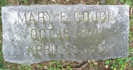 COUCH, MARY - Lorain County, Ohio | MARY COUCH - Ohio Gravestone Photos