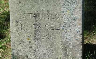 DAGEL, STANISLOW - Lorain County, Ohio | STANISLOW DAGEL - Ohio Gravestone Photos