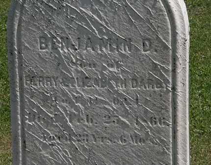 DARBY, ELIZABETH - Lorain County, Ohio | ELIZABETH DARBY - Ohio Gravestone Photos