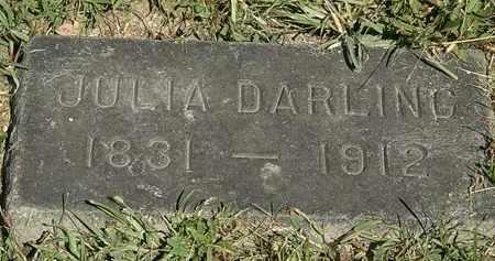 DARLING, JULIA - Lorain County, Ohio | JULIA DARLING - Ohio Gravestone Photos