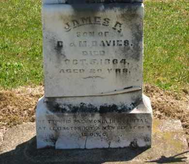 DAVIES, M. - Lorain County, Ohio | M. DAVIES - Ohio Gravestone Photos