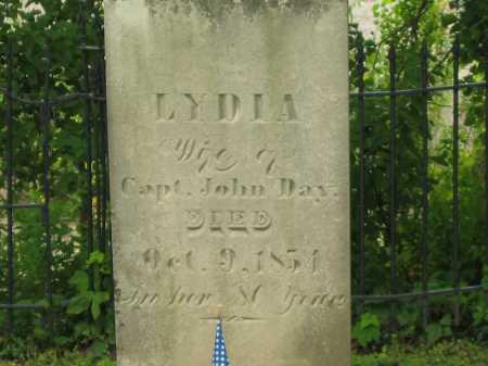 DAY, LYDIA - Lorain County, Ohio   LYDIA DAY - Ohio Gravestone Photos