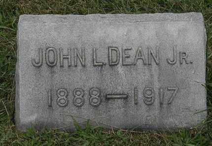 DEAN, JOHN L. - Lorain County, Ohio | JOHN L. DEAN - Ohio Gravestone Photos