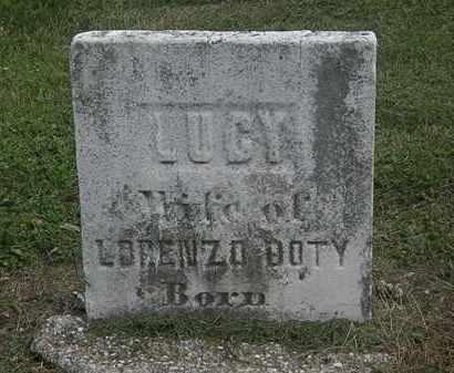DOTY, LORENZO - Lorain County, Ohio | LORENZO DOTY - Ohio Gravestone Photos
