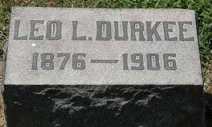DURKEE, LEO L. - Lorain County, Ohio | LEO L. DURKEE - Ohio Gravestone Photos