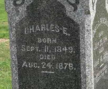 FAIRCHILD, CHARLES E. - Lorain County, Ohio   CHARLES E. FAIRCHILD - Ohio Gravestone Photos